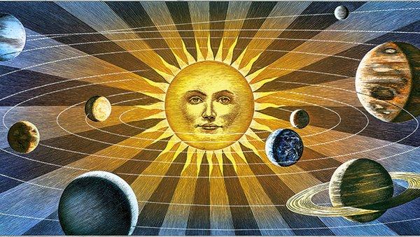 Red Planet Mars, Roman God Saturn Retrograde Squaring Demon