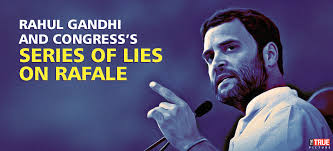 Predictions On Down Fall Of Congress Dynastic Politics Prove On Dot