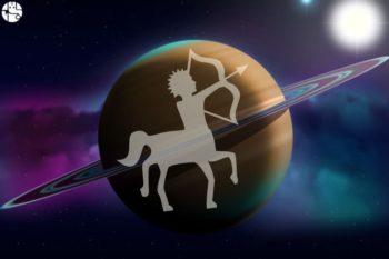 Saturn Turning Retrograde Sagitarius Conjunct Ketu & Jupiter Fallen